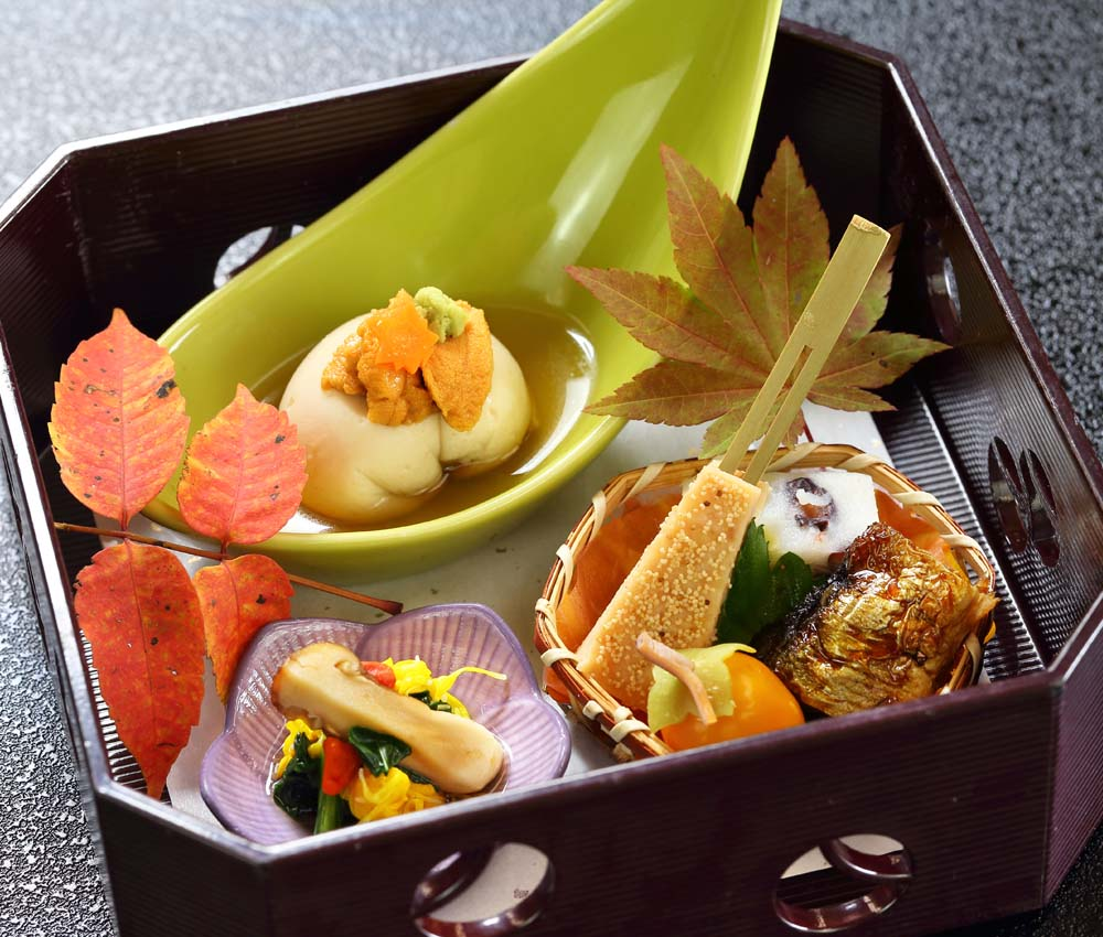 秋の夕食イメージ1