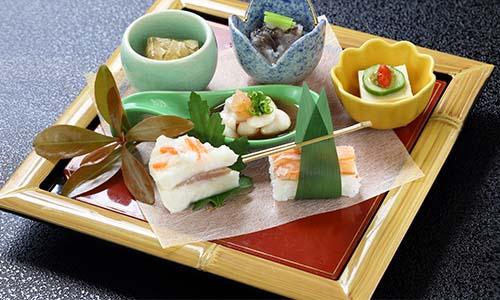 蟹の夕食イメージ2