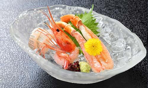 蟹の夕食イメージ3