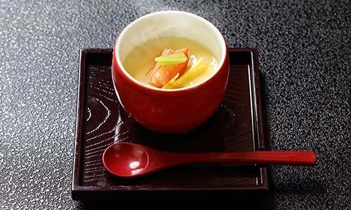 蟹の夕食イメージ4