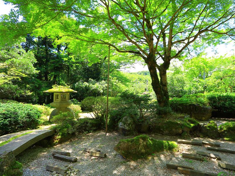 回転式庭園2